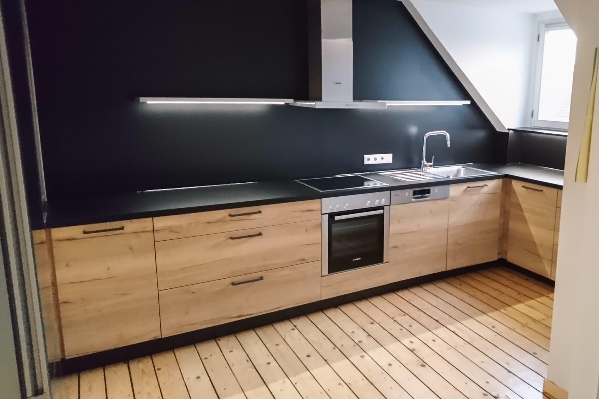 Bild: Tischlerei Gebrüder Stamen GbR - Küchen
