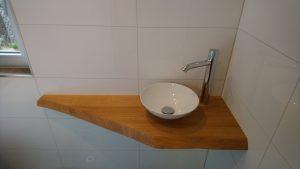 Bild: Tischlerei Gebrüder Stamen GbR aus Ense - Waschtisch